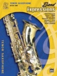 Band Expressions[TM], Bk 1 Tenor Sax