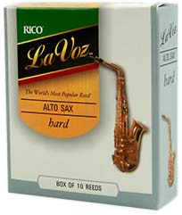 La Voz Alto Saxophone Medium Soft