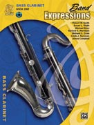 Band Expressions[TM], Bk 1 Bass Clarinet