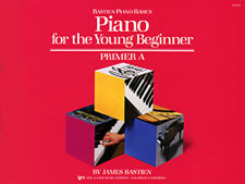 Piano for the Young Beginner - Primer A (Lesson)