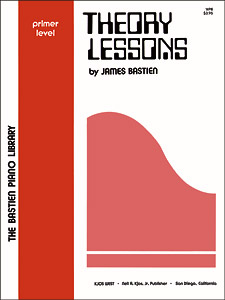Bastien Piano Library - Theory Lessons - Primer