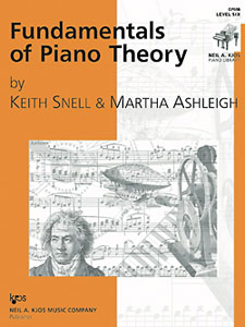 Fundamentals of Piano Theory - Level 6
